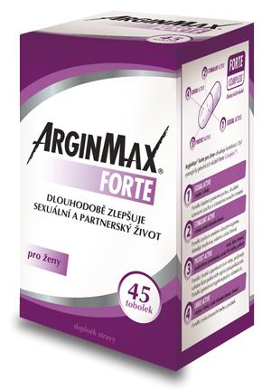 ArginMax<small><sup>®</sup></small>Forte pre ženy