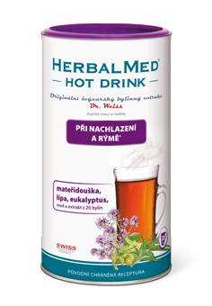 HERBALMED<small><sup>®</sup></small> Hot drink Dr. Weiss