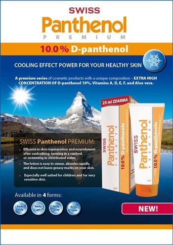 D – Panthenol 10 % Spray