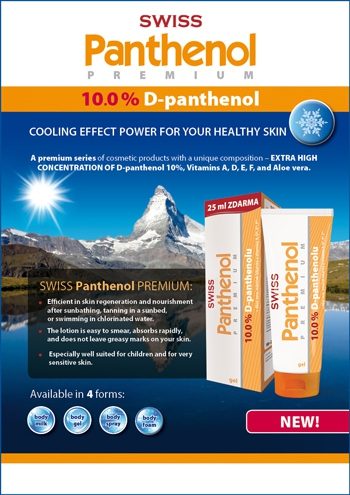 D - Panthenol 10 % Milk