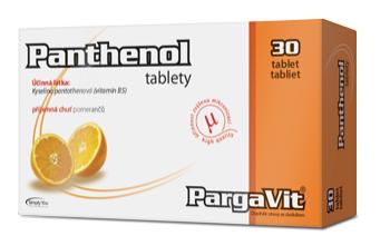 PargaVit<small><sup>®</sup></small> Panthenol