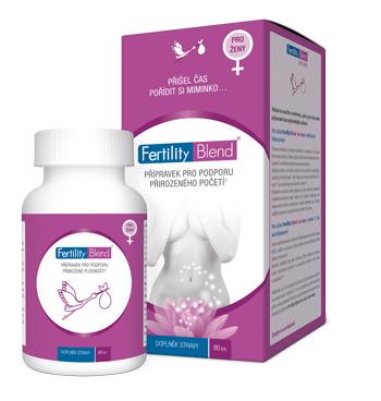 Fertility Blend<small><sup>®</sup></small> pro ženy