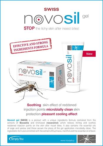Novosil gel SWISS