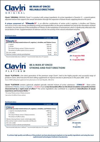 Clavin<small><sup>®</sup></small> ORIGINAL
