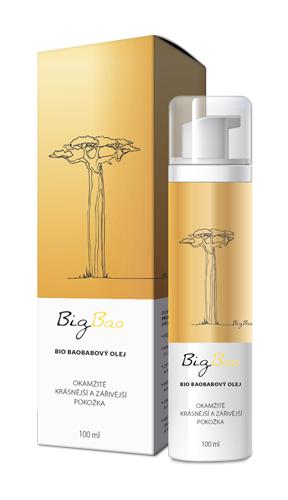 BigBao bio baobabový olej