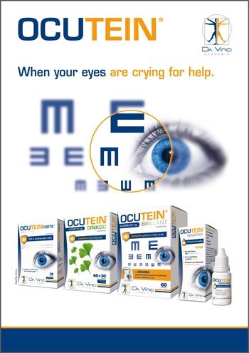 OCUTEIN<small><sup>®</sup></small> SENSITIVE Moisturising eye drops