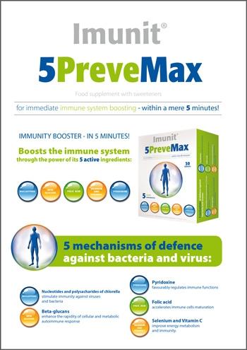 Imunit<small><sup>®</sup></small> 5Prevemax