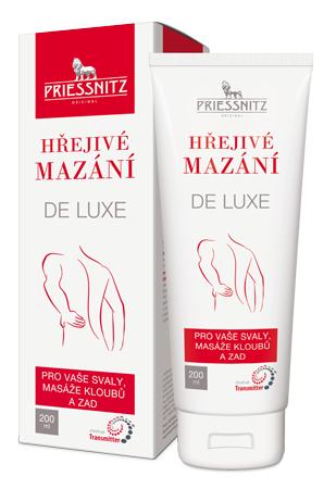 Priessnitz<small><sup>®</sup></small> Hřejivé mazání DE LUXE