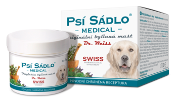 Psí sádlo Medical Dr. Weiss<small><sup>®</sup></small>