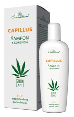Capillus šampon s kofeinem NEW 150 ml