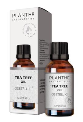 PLANTHÉ TEA TREE OIL - OŠETŘUJÍCÍ