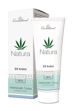 Natura - 24 krém pro mastnou pleť