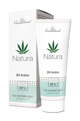 Natura - 24 krém pro normální pleť