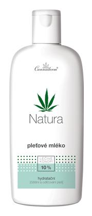Natura - pleťové mléko hydratační