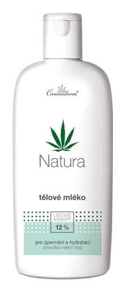 Natura - tělové mléko vyživující