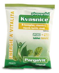 PargaVit® Pivovarské kvasnice