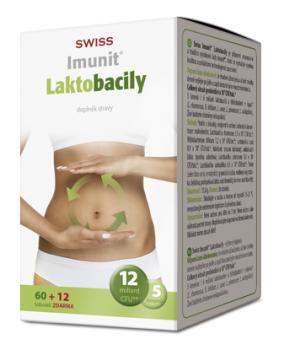 Laktobacily SWISS Imunit®