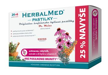 HERBALMED® pastilky Dr.Weiss - echinacea arakytník