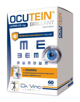 OCUTEIN®BRILLANT LUTEIN 25 mg Da Vinci Academia