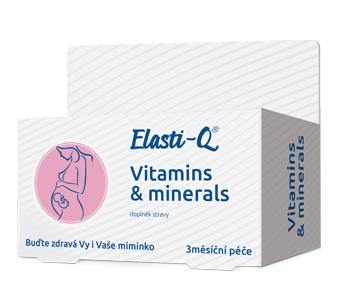 Elasti-Q® Vitamins &Minerals
