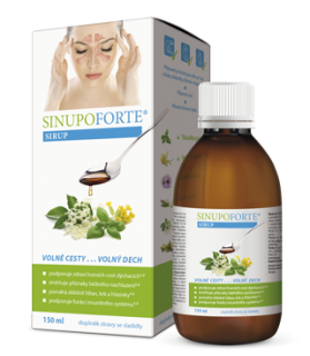SINUPO Forte® s Boswellií