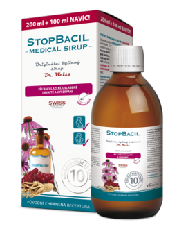 STOPBACIL Medical sirup Dr. Weiss®